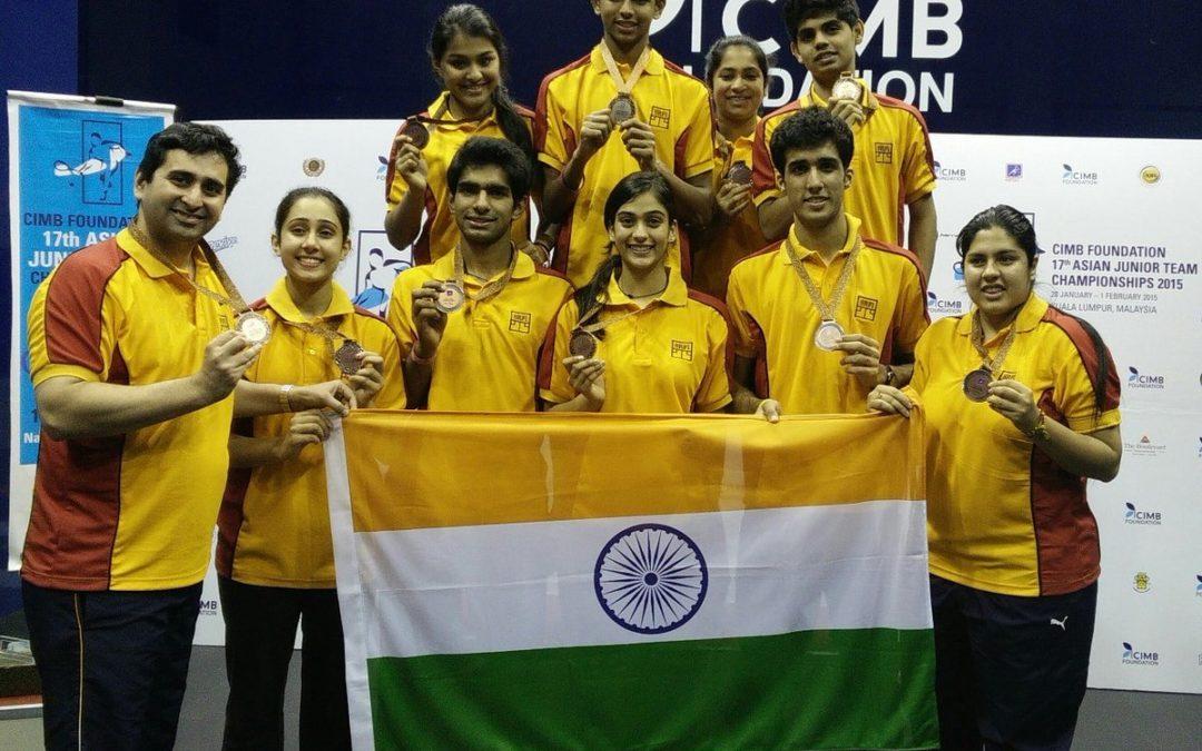 Así es el plan de 4 pasos para reiniciar el squash en la India