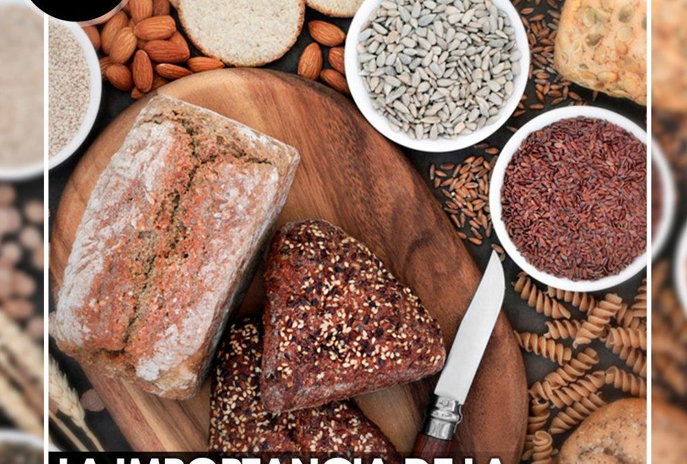 La importancia de la fibra en la alimentación