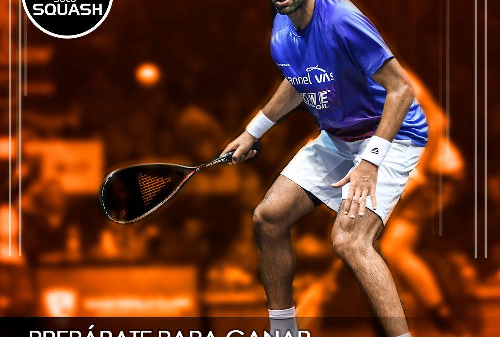 ¡Prepárate para ganar!            El juego mental del squash (II)