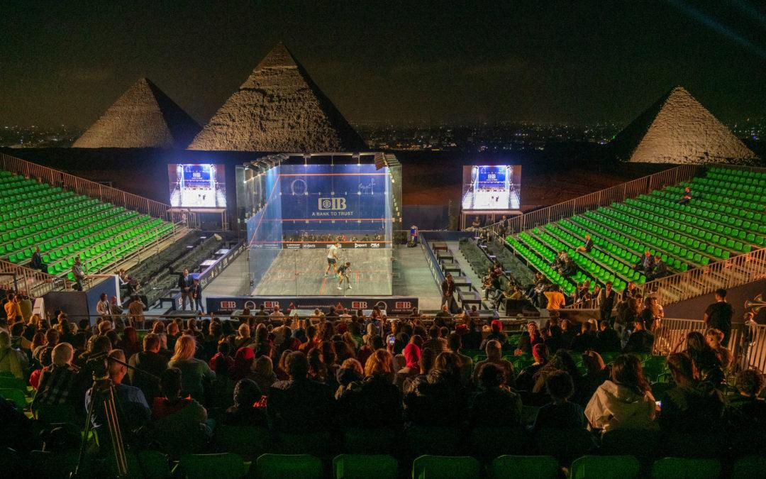 ¿Cómo se convirtió Egipto en una potencia del squash?