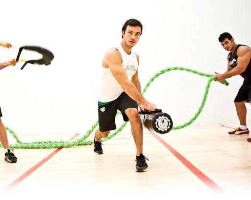 ¿Calientas antes de jugar Squash? Por estas razones deberías hacerlo
